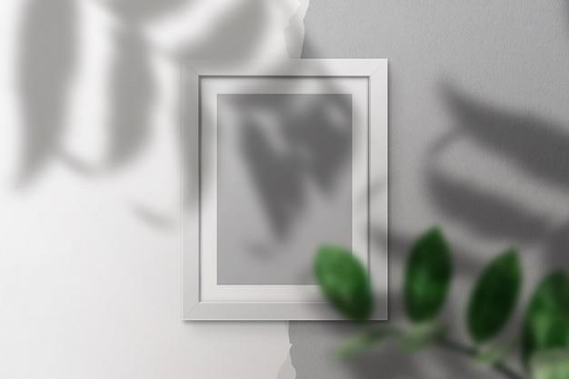 Maquete de quadro de parede