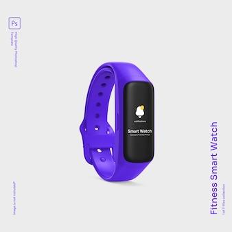 Maquete de relógio inteligente de fitness
