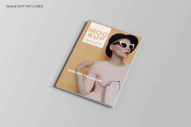Maquete de revista Psd Premium
