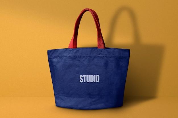 Maquete de sacola estilo psd fashion