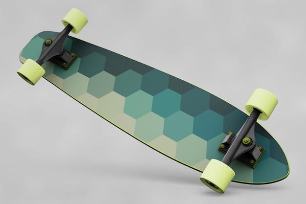 Maquete de skate