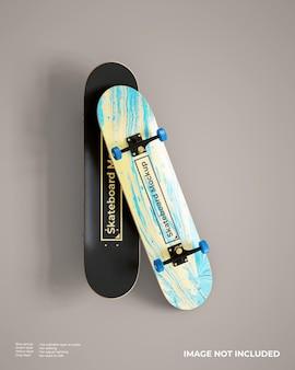 Maquete de skates