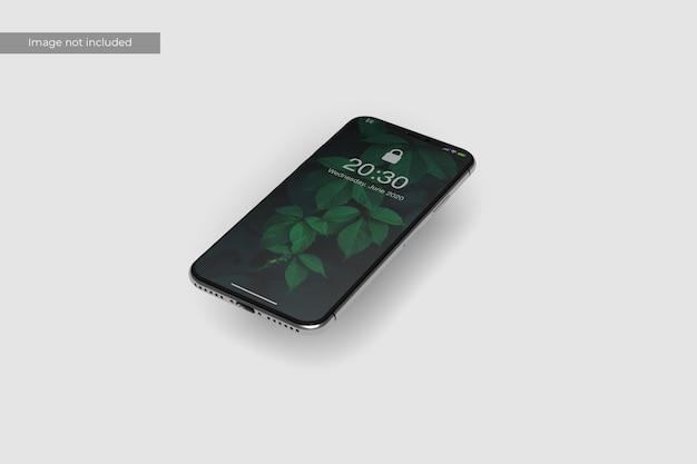 Maquete de smartphone incrível