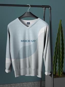 Maquete de suéter