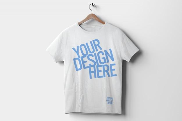 Maquete de t-shirt