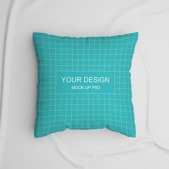 Maquete de travesseiro