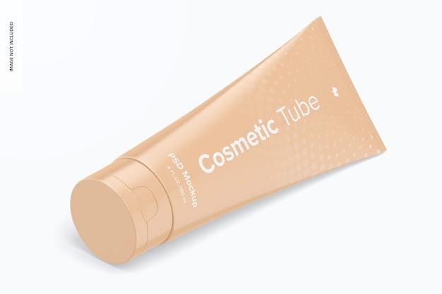 Maquete de tubo cosmético de 180 ml