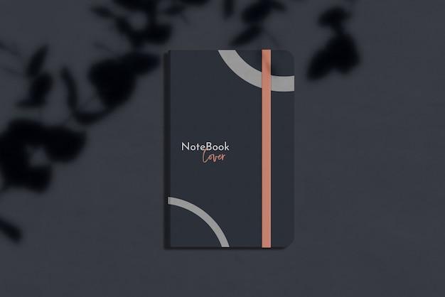 Maquete do caderno de capa