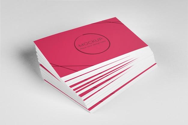 Maquete do cartão garnet