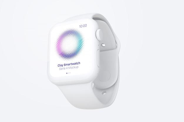 Maquete do clay smartwatch
