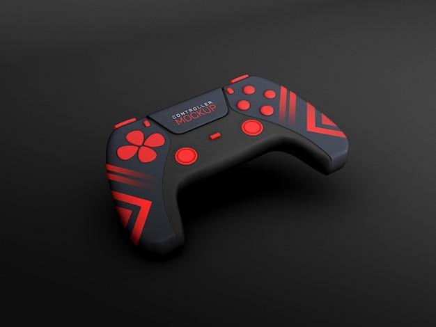 Maquete do controlador de jogos