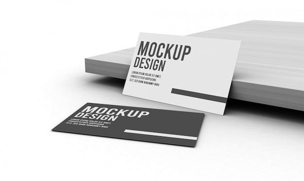 Maquete do logotipo corporativo
