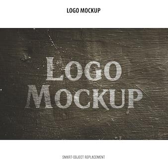 Maquete do logotipo grange