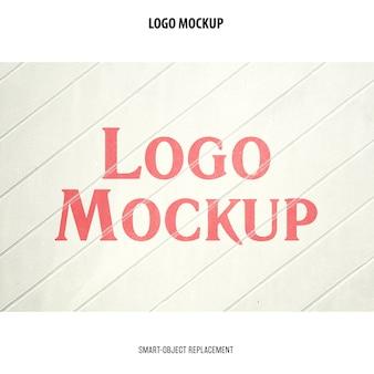 Maquete do logotipo