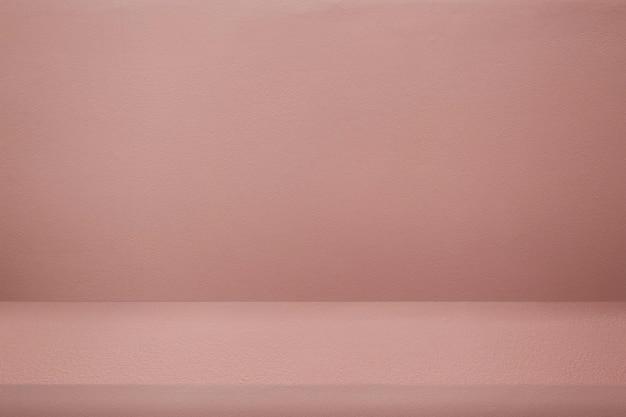 Maquete do pano de fundo do produto rosa psd
