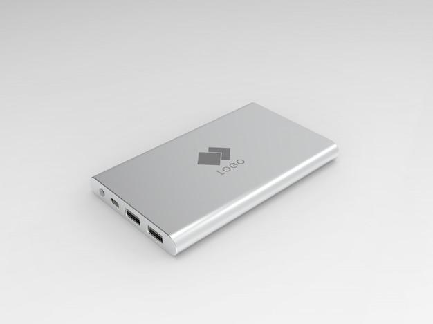 Maquete do powerbank, gadget