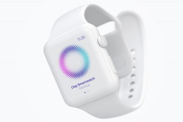 Maquete do relógio inteligente