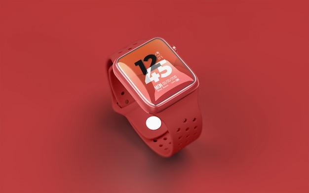Maquete do smartwatch