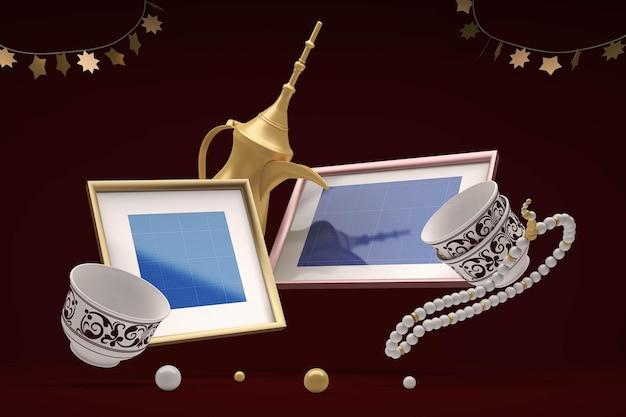 Maquete eid frames