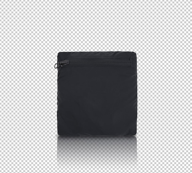 Maquete empacotável de saco