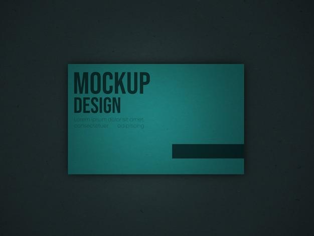 Maquete para logotipo corporativo