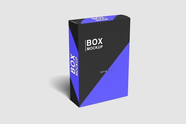Maquete slim box
