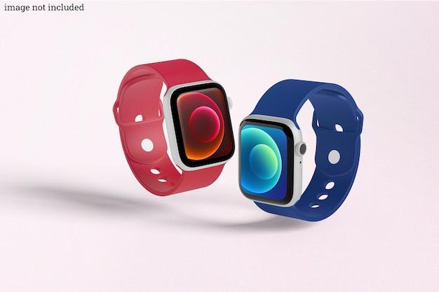 Maquete smartwatch