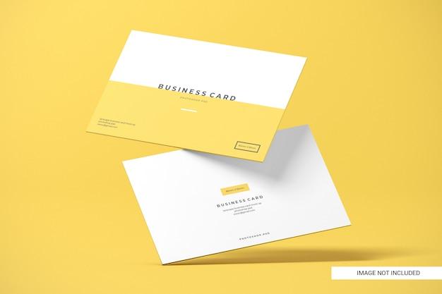 Maquetes de cartão de visita