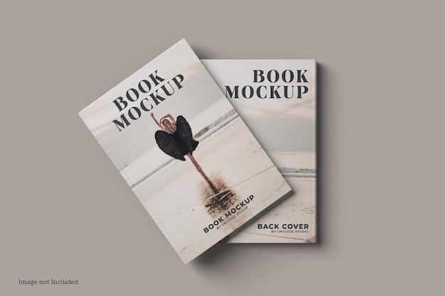Maquetes de livro