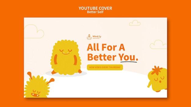 Melhor capa do youtube self