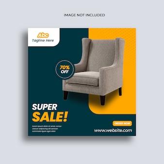 Melhor oferta de modelo de venda de móveis