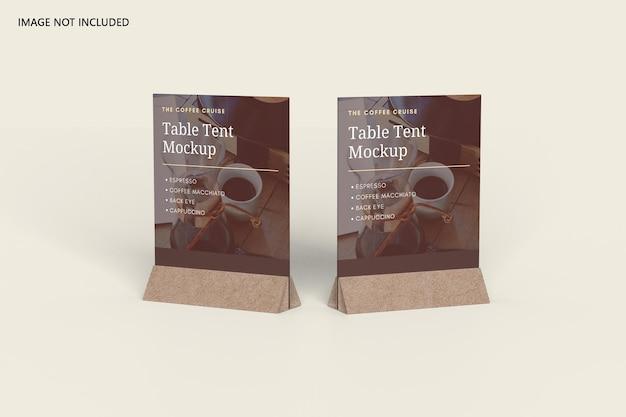 Mesa tenda maquete