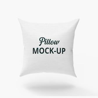 Mock-up de travesseiro