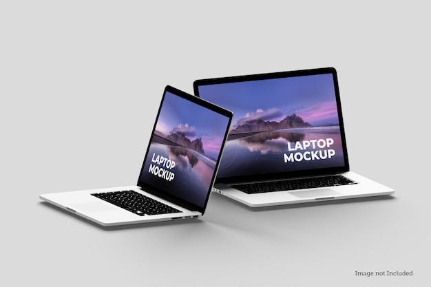 Mockups de laptop