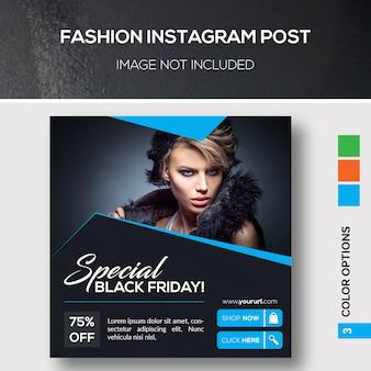 Moda instagram post