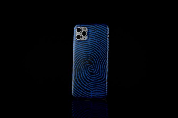 Modelo da caixa do iphone 11 pro max