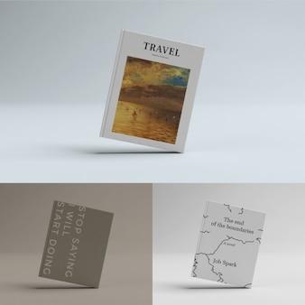 Modelo de capa do livro