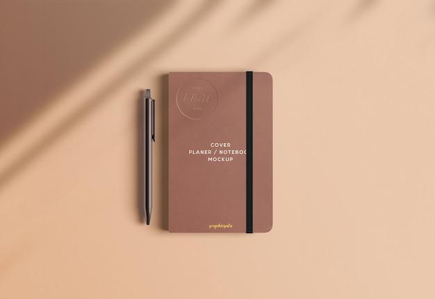 Modelo de capa para notebook