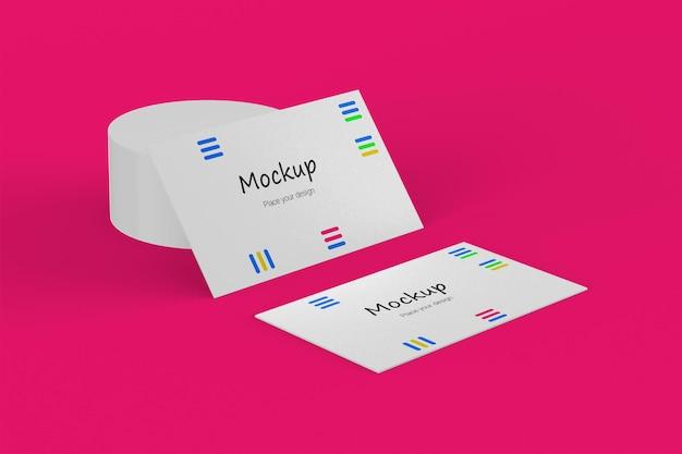 Modelo de cartão de visita