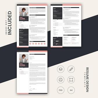 Modelo de design de cartão de visita profissional totalmente editável