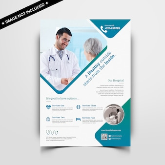 Modelo de folheto médico