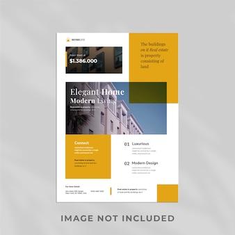 Modelo de imobiliária projetado profissionalmente
