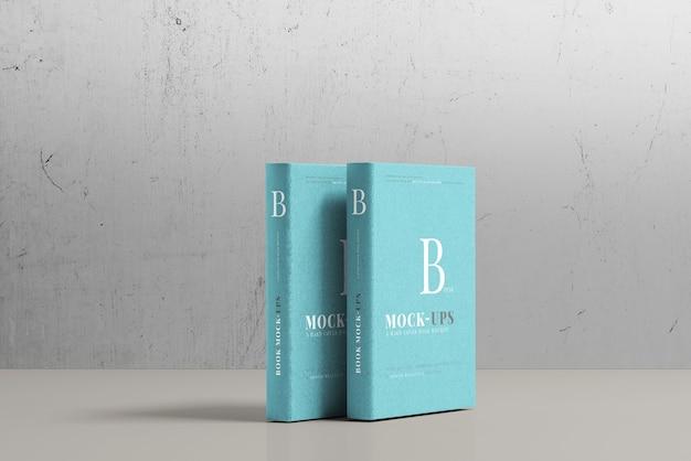 Modelo de livro de capa dura