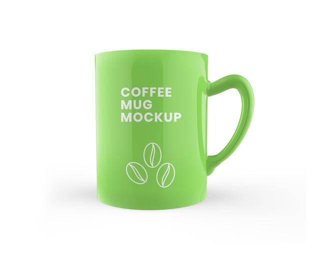 Modelo de maquete de caneca de café