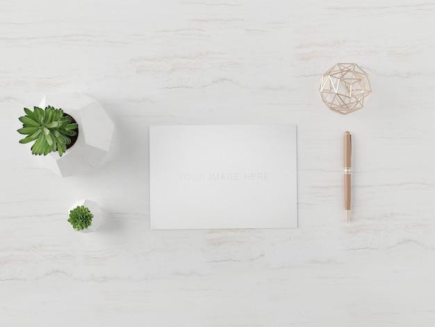 Modelo de papel a5 tamanho horizontal