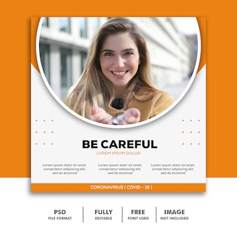 Modelo de publicação - cuidado com as mídias sociais
