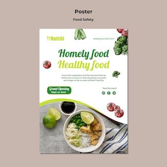 Modelo de segurança alimentar