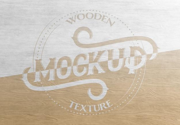 Modelo de textura de madeira