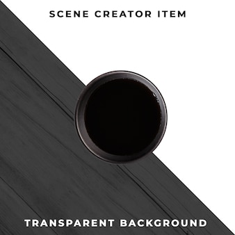 Molho prato objeto transparente psd
