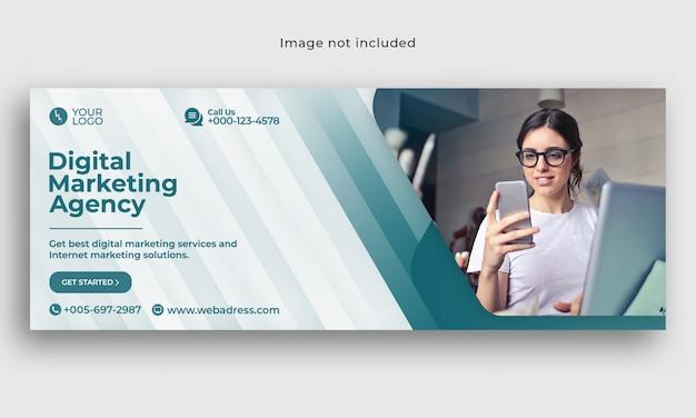 Negócio de marketing digital